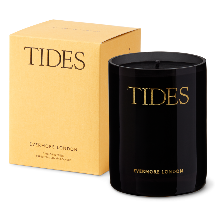 Evermore London Candles Tides Candle
