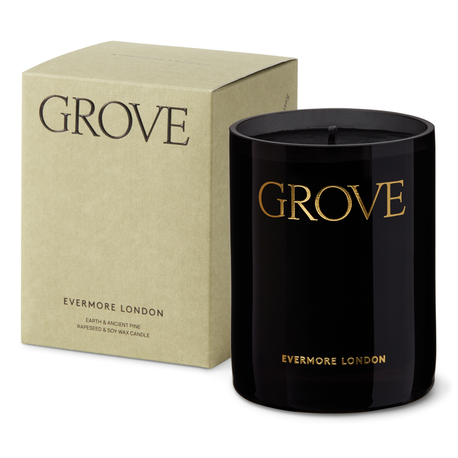 Evermore London Candles Grove Candle