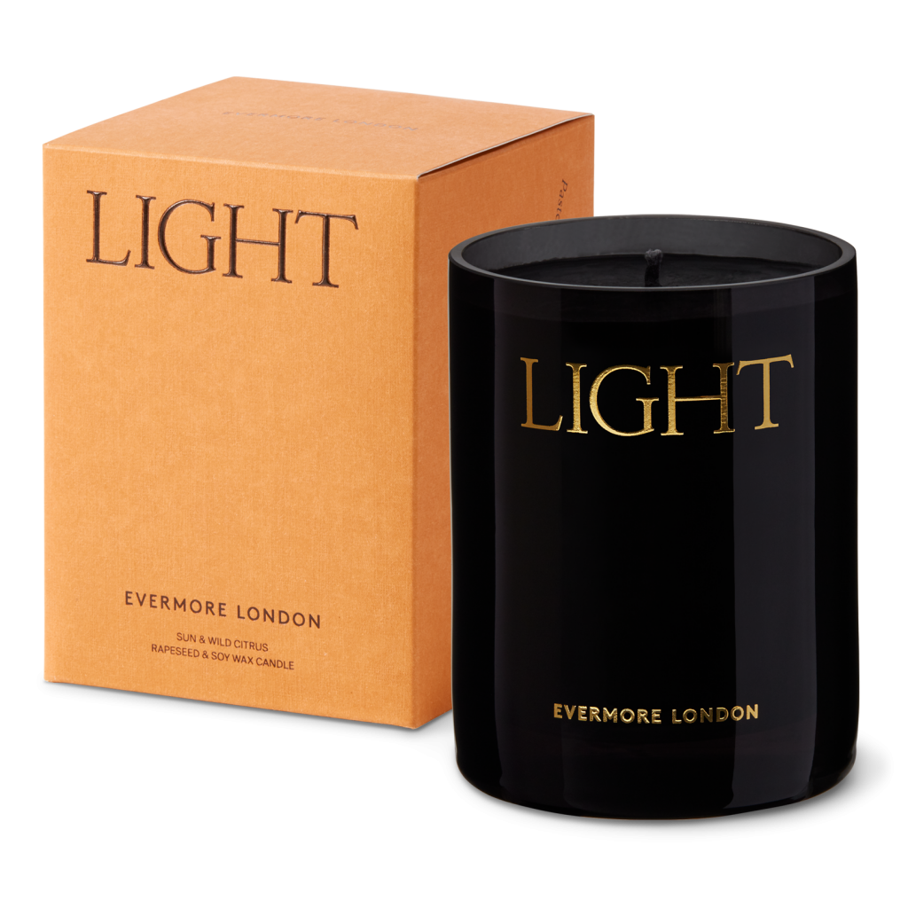 Evermore London Candles Light Candle