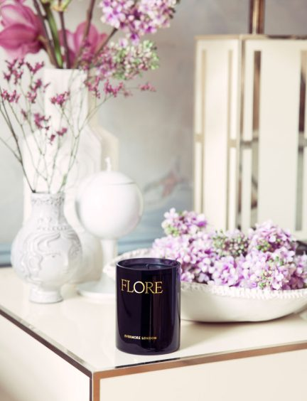 Evermore London Flore Candle