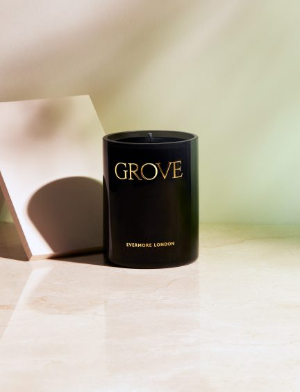 Evermore London Sustainable Luxury Natural Candles