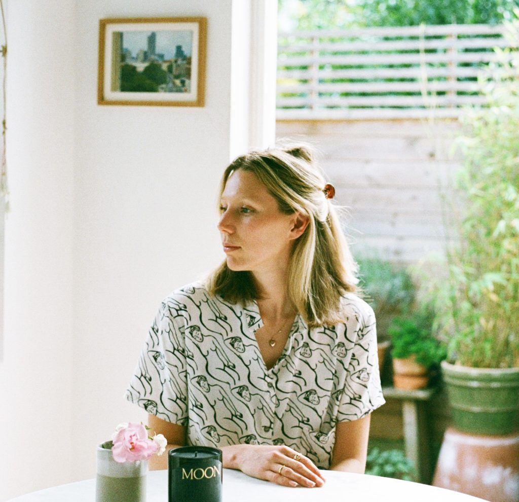 At home with: Frances Costelloe