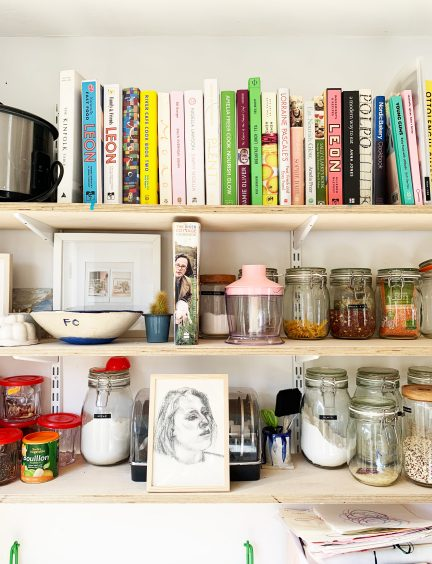 At home with: Frances Costelloe 5