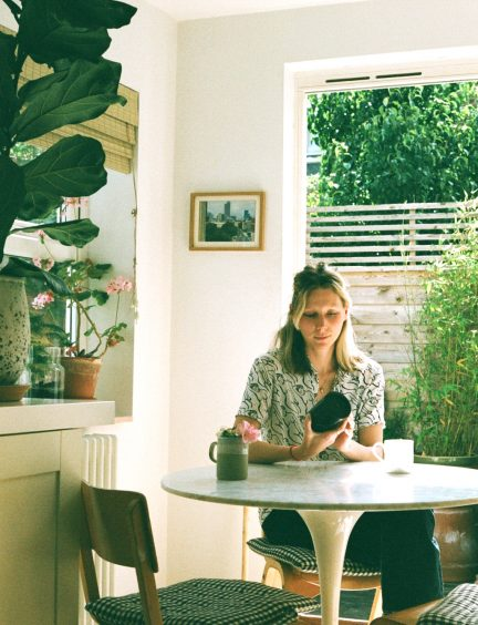At home with: Frances Costelloe 7