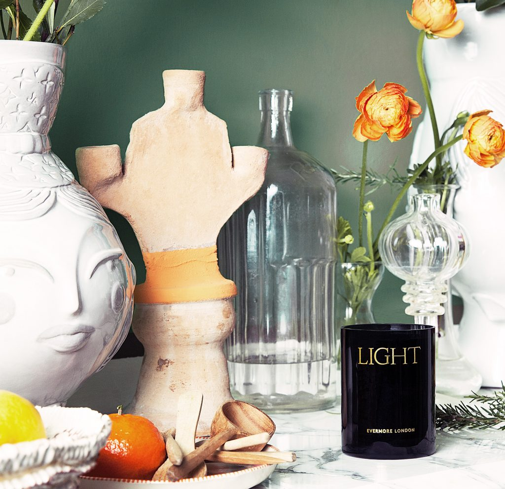 Fragrance fable: Light