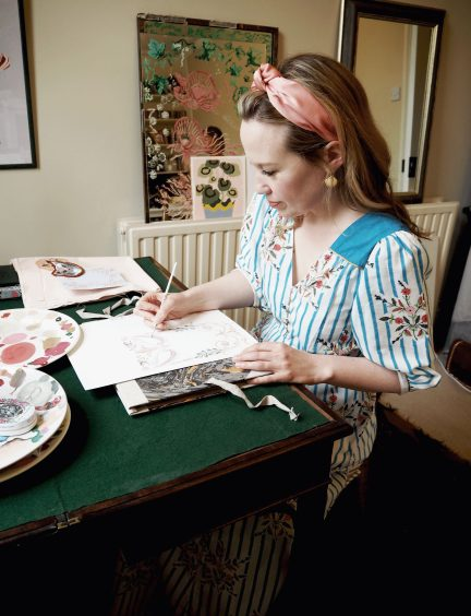 At home with: Isla Simpson 15