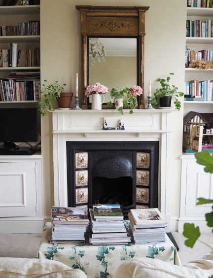 At home with: Isla Simpson 1