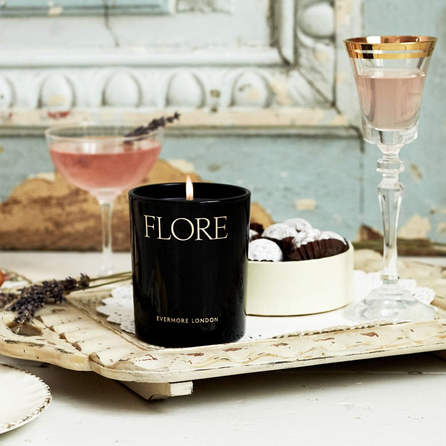 Evermore Flore Candle 145g 3