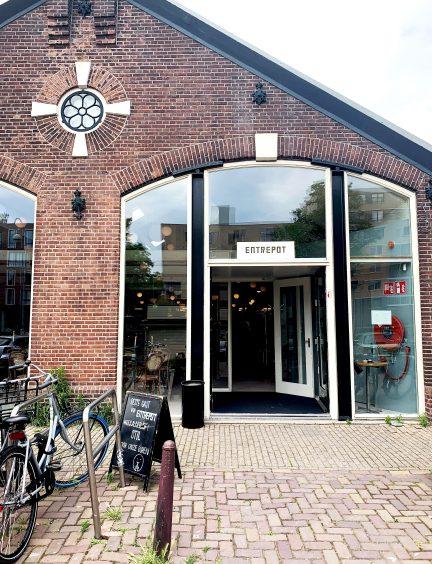 Entrepot Amsterdam