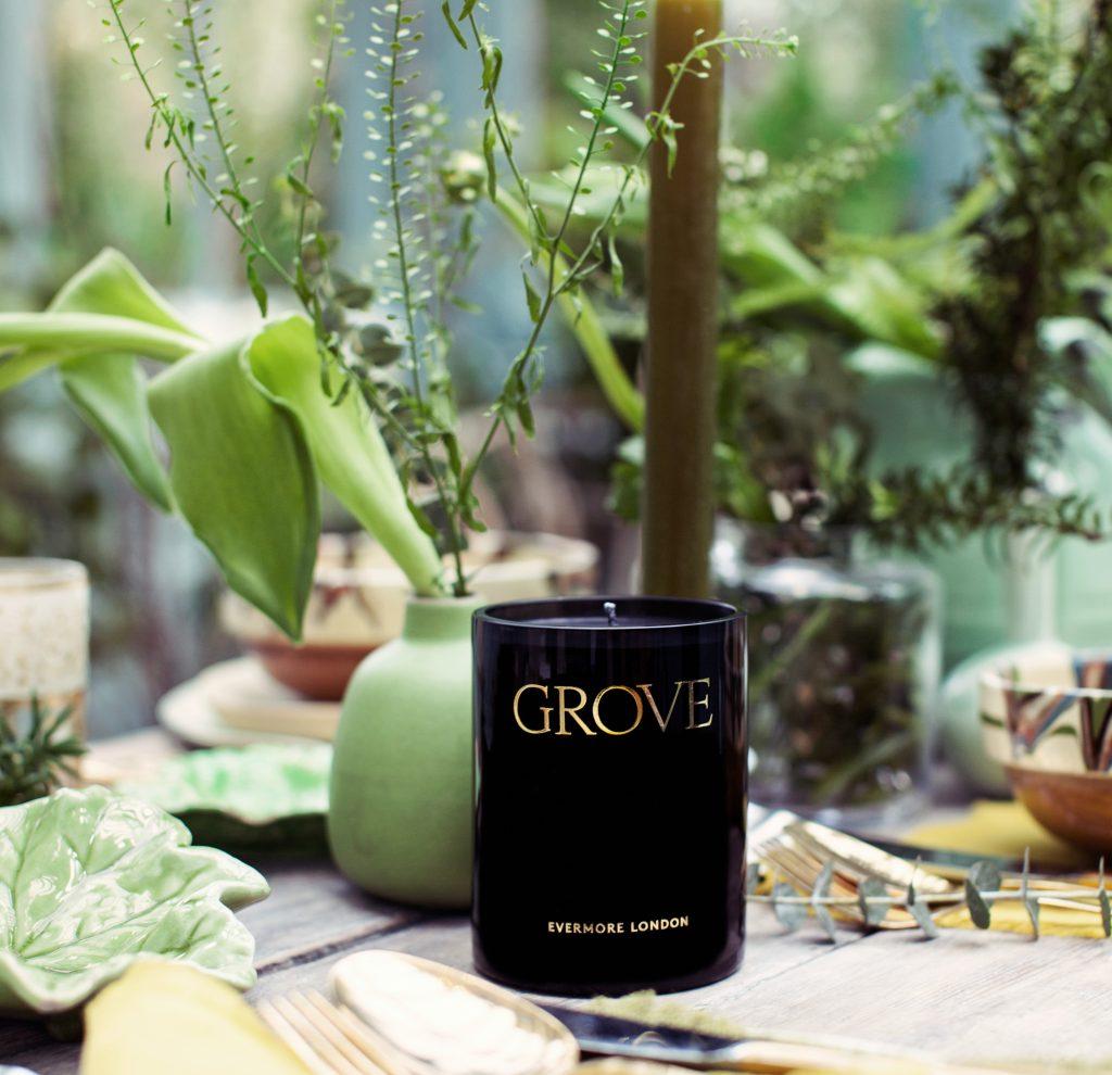 Fragrance fable: Grove