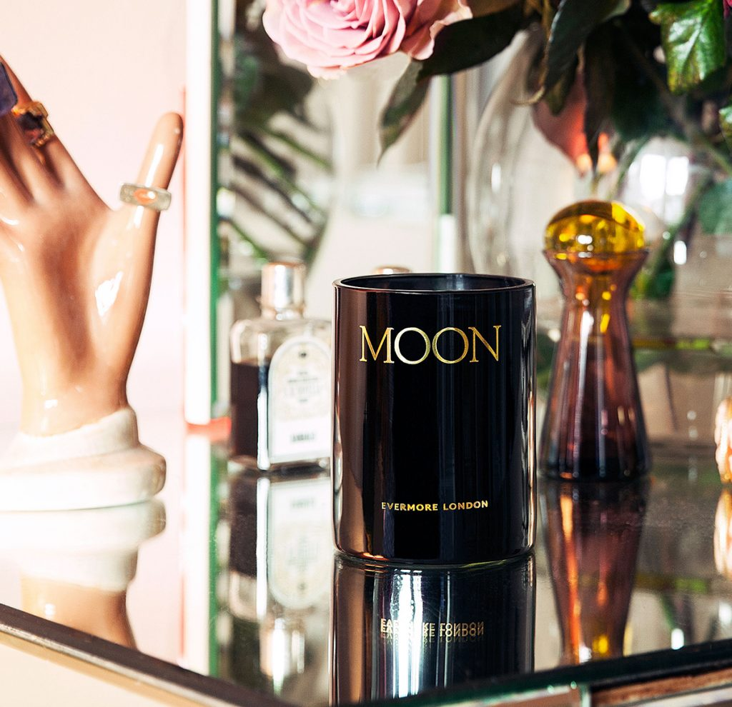 Fragrance fable: Moon