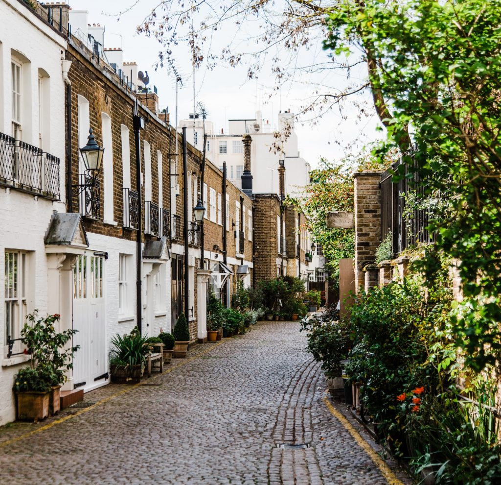 Neighbourhood guide: London