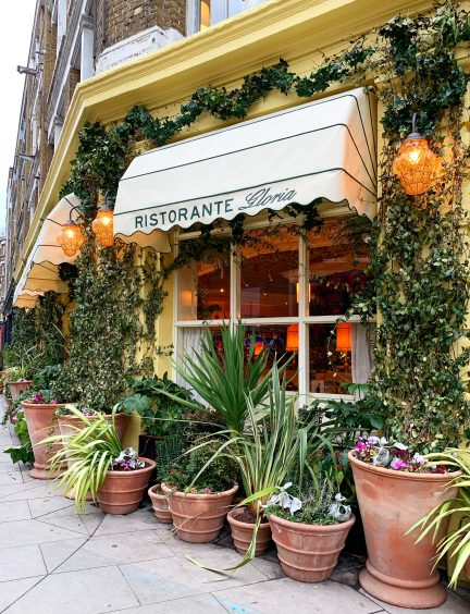 Gloria's Restaurant London