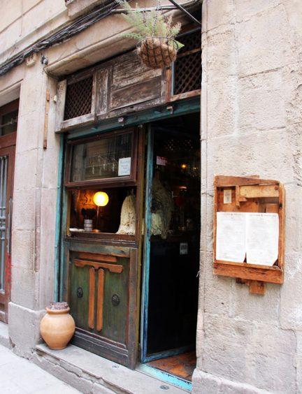 La Alcoba Azul, Barcelona