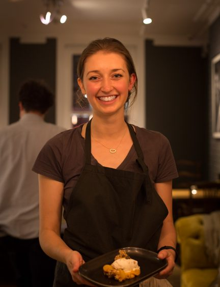 Supper Club London - Hannah Thomas