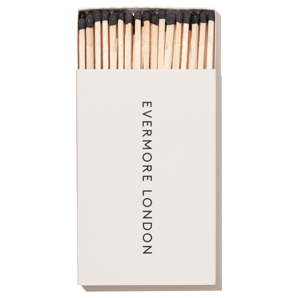 Evermore London Candle Matches