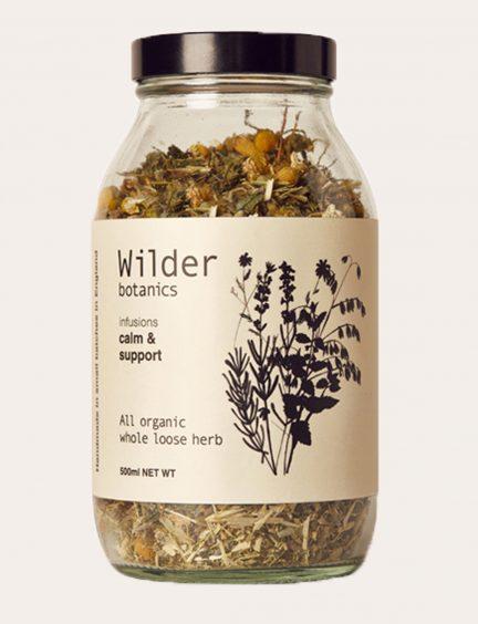 Wilder Botanics tea
