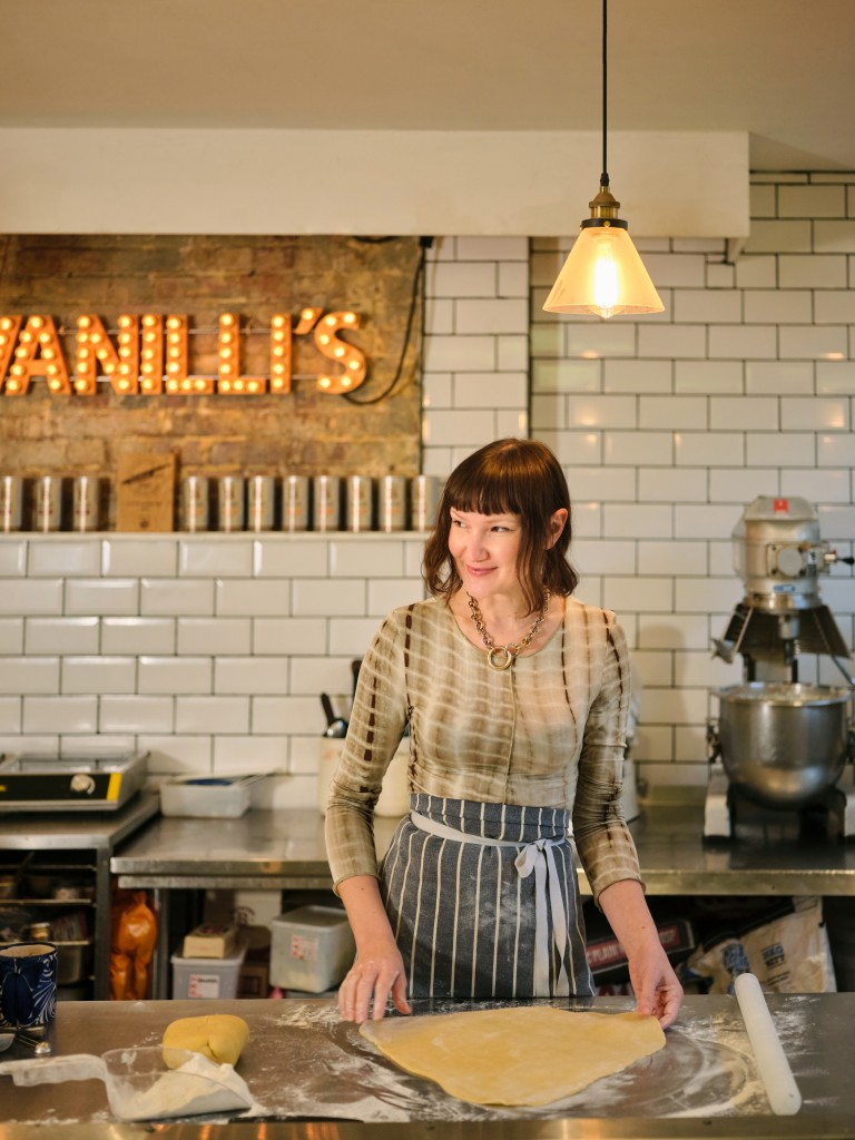 London Baker Lily Vanilli