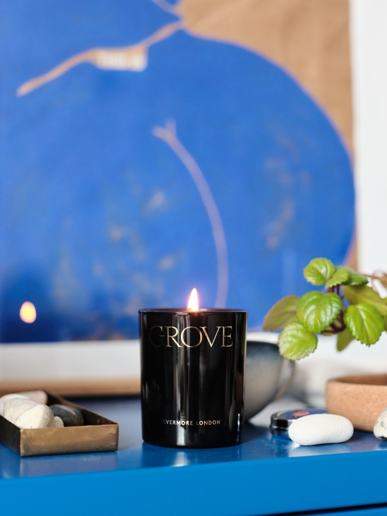 Grove candle by Evermore