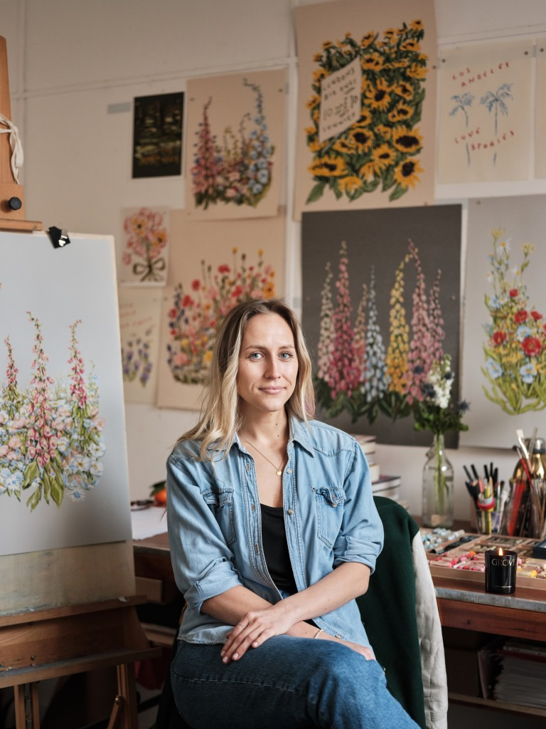 Artist, Lucy Mahon