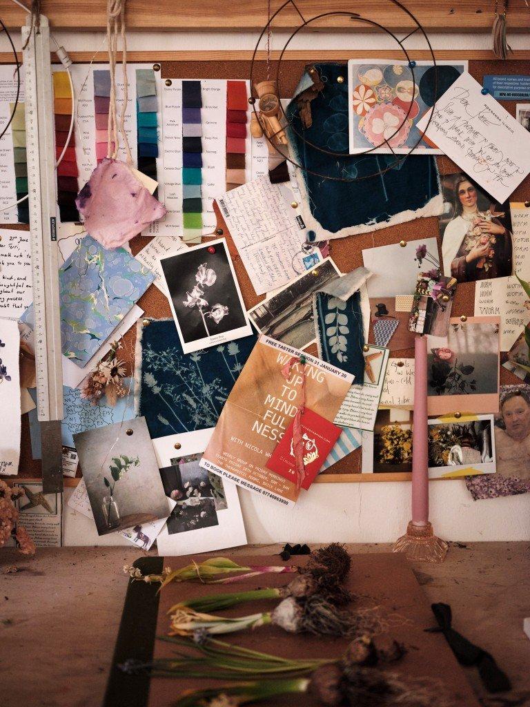Worm Clapton studio