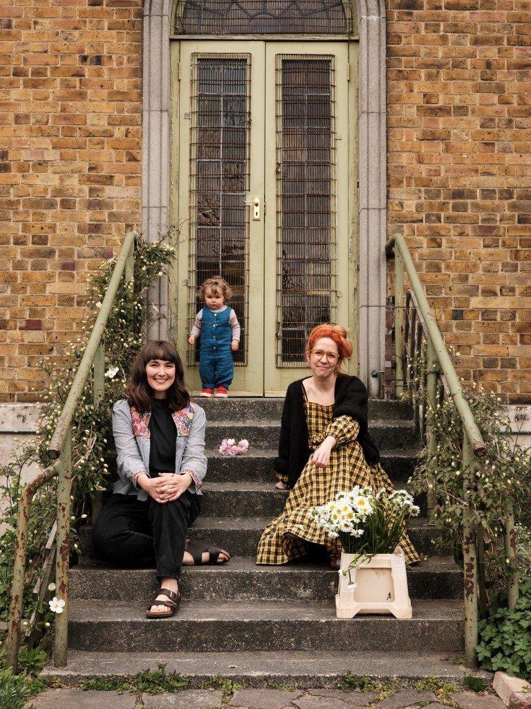 Katie & Terri, Worm London