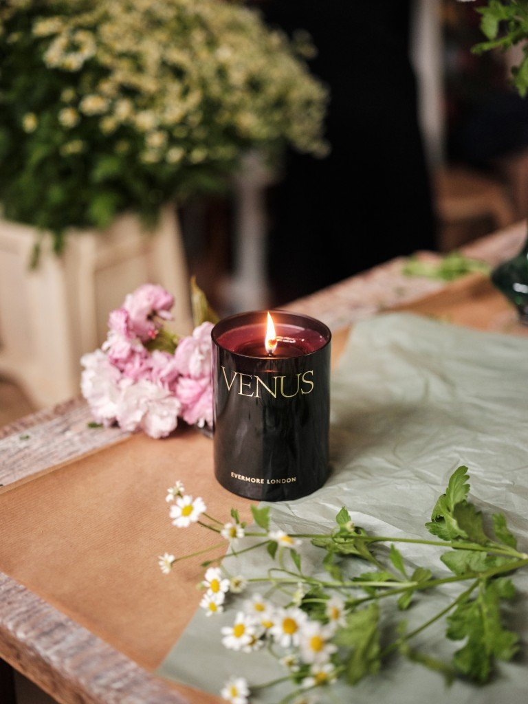 Evermore Venus Candle