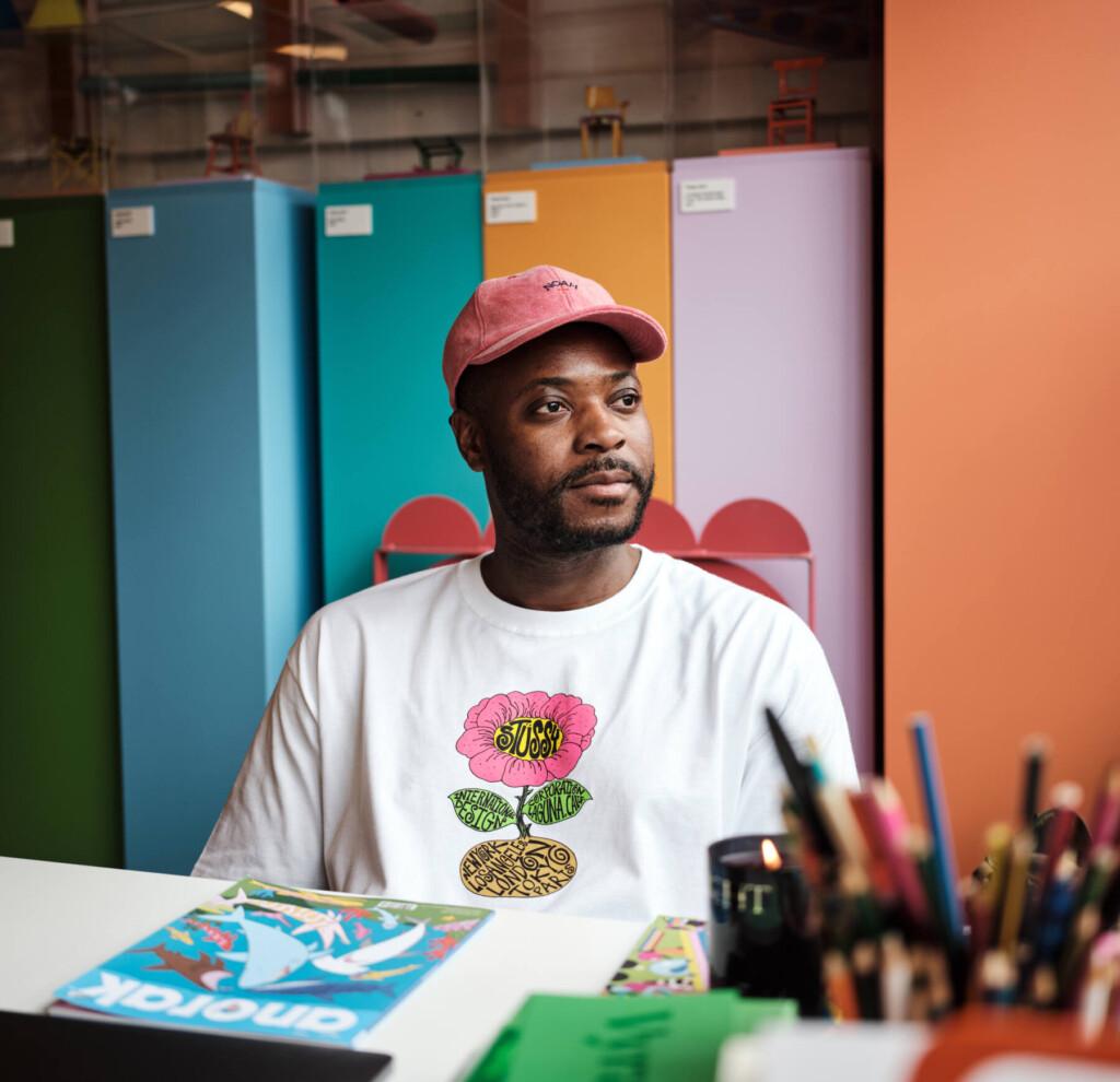 Designer, Yinka Ilori