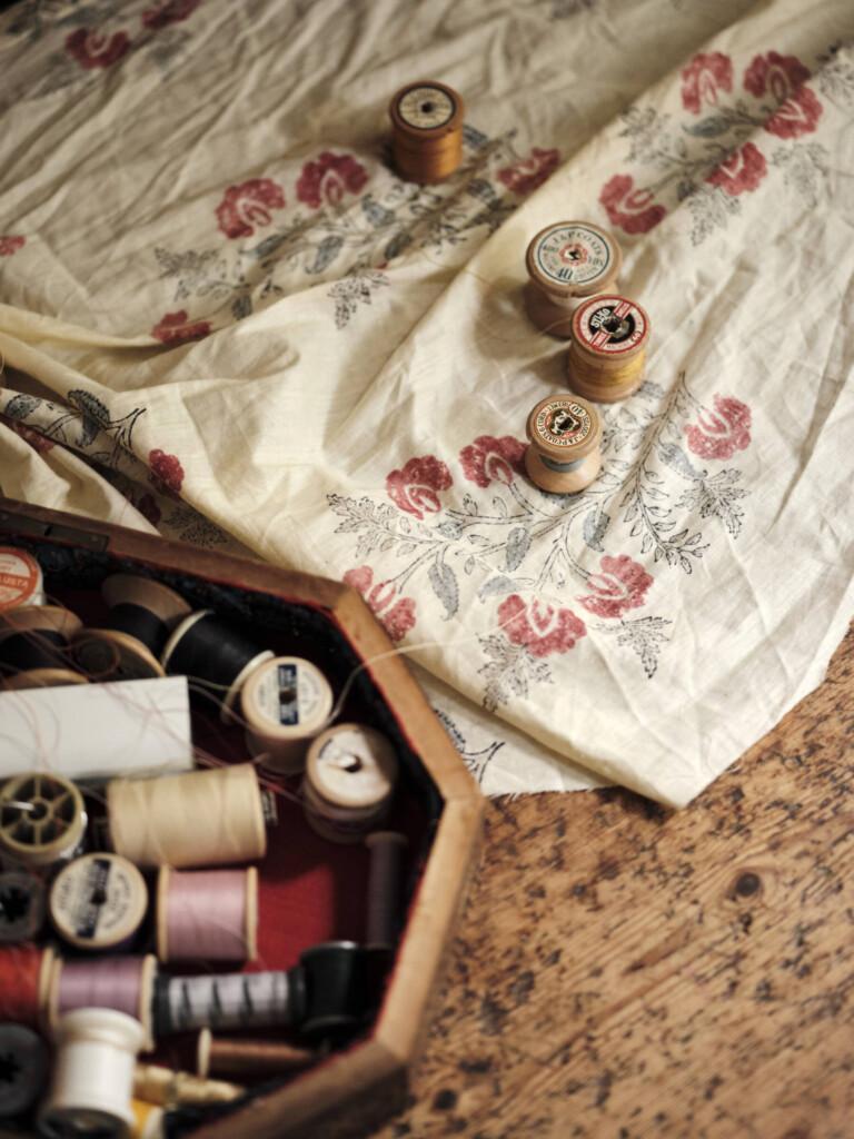 Fabric and thread - East London Cloth