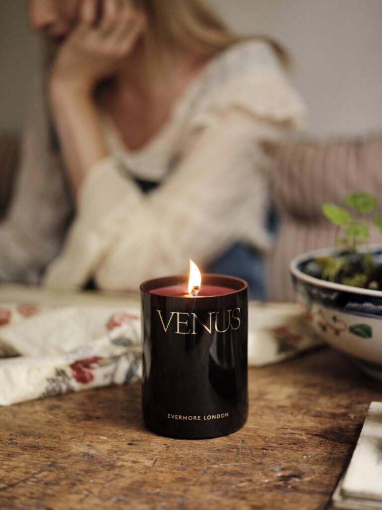 Venus Candle - Evermore London