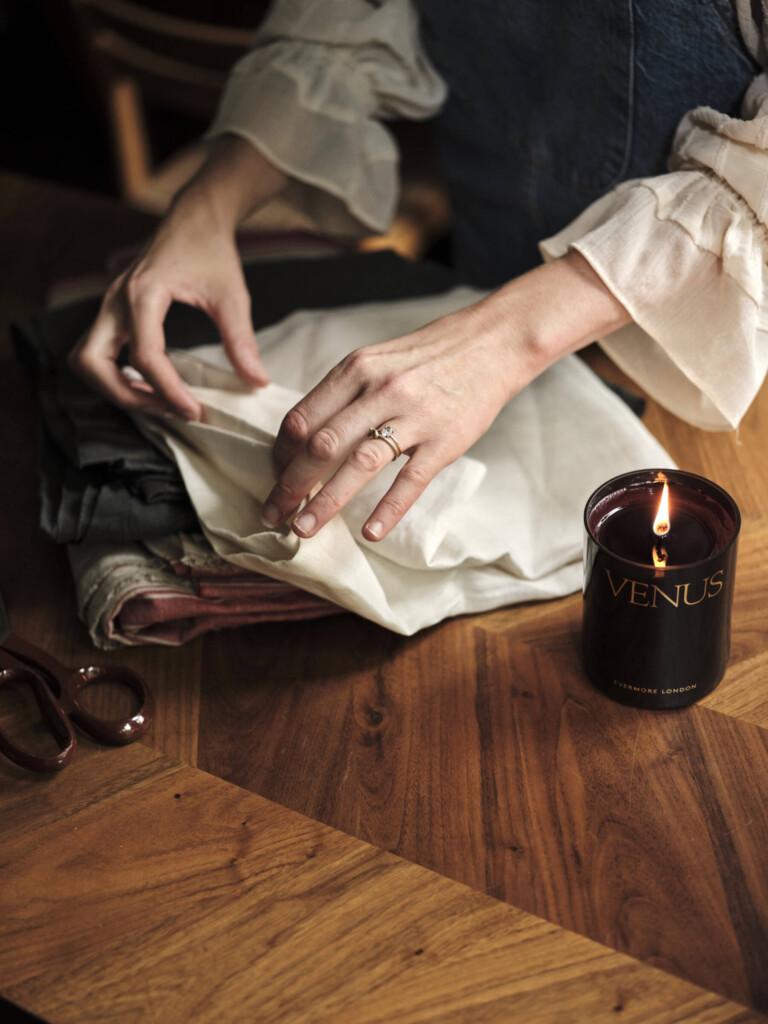 British fabric - East London Cloth